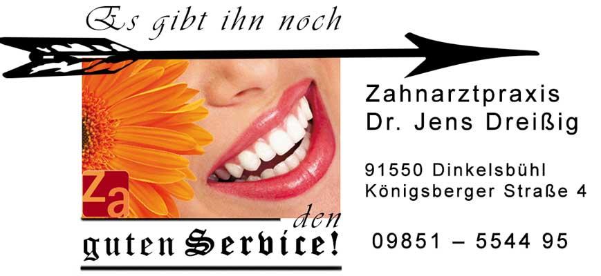 Zahnarzt Dinkelsbühl